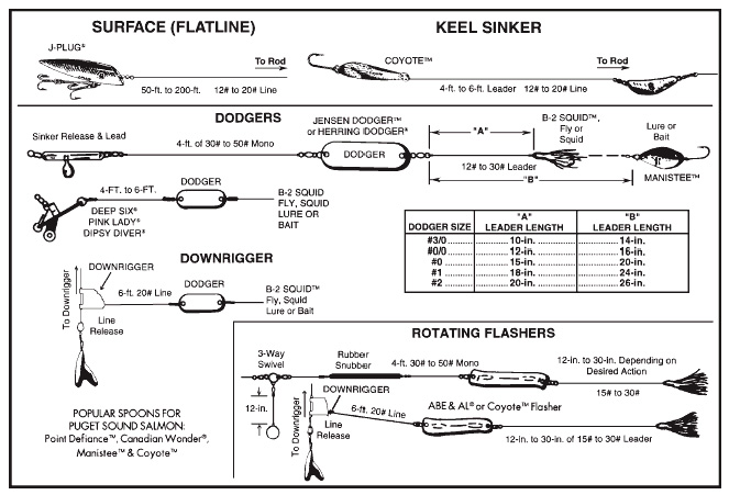 how to read depth chart