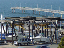 Pier and Boat Lift